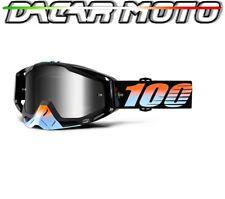 Panel Gafas 100% RACECRAFT Off Road Moto Cross Lentes Espejo + Neutral