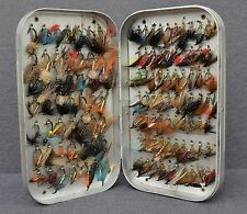 Wheatley   Fly  Box   +  119  Sea Trout  Flies