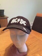 AC/DC  Back In Black Concert 2006  Chicago Baseball Cap Hat