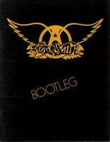 AEROSMITH 1977 BOOTLEG TOUR PROGRAM BOOK / STEVEN TYLER / JOE PERRY / EX 2 NMT