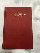 Elizabeth / The Enchanted April First Edition 1923