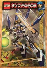 New & Sealed Lego Exo-Force Sky Guardian (2007) 4493805