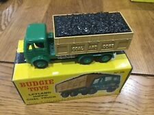 Budgie Toys 206 Leyland Hippo Coal Truck Boxed