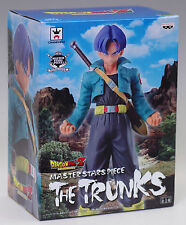 DRAGONBALL Z MASTER STARS PIECE THE TRUNKS BANPRESTO 2014