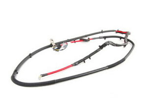 NEW OEM MINI COOPER S R53 POSITIVE BATTERY CABLE 61121508931 GENUINE
