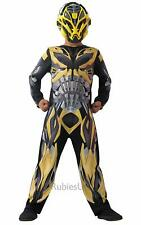 Bumble Bee Transformers Costume Kids Dress Outift Rubie´s  3 - 4 Years