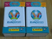 Panini Adrenalyn XL Uefa Euro EM 2020 2x Classic Mega Tin Box Limited Edition