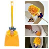 Plastic toilet brush long-handled toilet brush naturalice PFHFS