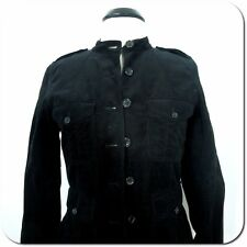 CALVIN KLEIN Women's Black Corduroy Jacket, Lined, size 8