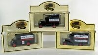 Lledo Promotional Bundle Daily Express Bismarck Sunk Tanks in Action, Airfields