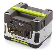 Solar Powered Generator Portable Charger 12V - AC - USB - Laptop Phone Charging