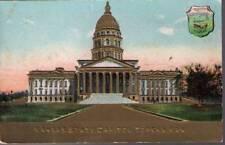 (pve) Topeka KS: Kansas State Capitol