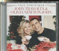 JOHN TRAVOLTA & OLIVIA NEWTON-JOHN - THIS CHRISTMAS - CD