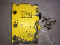 GENUINE OEM MCCULLOCH CHAINSAW PARTS 1-40 1-41 1-43 1-46 1-50 OIL CAP TANK COVER