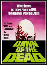 Dawn Of The Dead 5  Horror Movie Posters Classic & Vintage Cinema