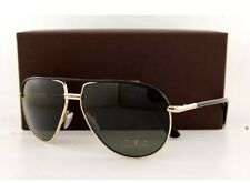 6ea531fd1bf Tom Ford TF 285 COLE FT0285 01J Gold Black G-15 Green Polarized Lens  Sunglasses