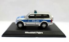 Best of Show BOS 1/87 Mitsubishi Pajero Police resin car model for collection