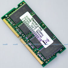 512MB PC133 133Mhz 144pin Sodimm SDRAM MÉMOIRE Laptop Notebook Memory Upgrade