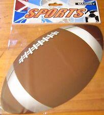 ( 1 ) FootBall Magnet   /   Sports / Car / Fridge