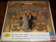 Sills/Cassel/Buckley MOORE The Ballad of Baby Doe - DG 2709 061 SEALED