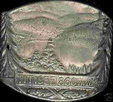 Titisee 860m German Walking Stick Mount G0469
