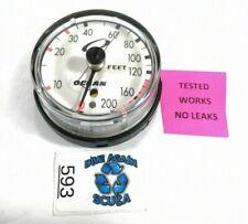 Oceanic Max Depth Swiv Replacement Module Gauge Console Scuba Diving 04.1660 105