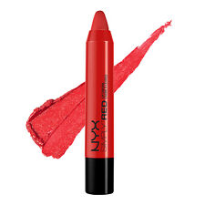 NYX Simply Red Lip Cream SR01 Russian Roulette New & Sealed No Need Sharpener