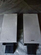 Sony Sava D900 speakers