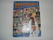 MANCOLISTE FIGURINE PANINI -CALCIATORI 1982-83- REC.- REMOVED FROM AN ALBUM
