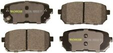 Disc Brake Pad Set-Total Solution Ceramic Brake Pads Rear fits 2007 Kia Rondo