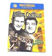 Hollywood Classics Abbott And Costello Africa Screams, Jack & the Beanstalk Lot
