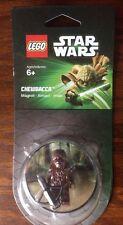 LEGO 850639 Star Wars Chewbacca Minifigure Magnet NEW Retired
