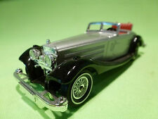 MATCHBOX MERCEDES 540K  1:43  - MODELS OF YESTERYEAR -   IN GOOD CONDITION