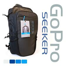 Official GoPro Seeker 2.0 Weather Resistant BackPack - Camera Mount - RRP £139