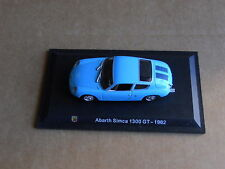 Leo Models CAR DIE CAST 1:43 NEW - ABARTH SIMCA 1300 GT 1962 [MV-6 ]