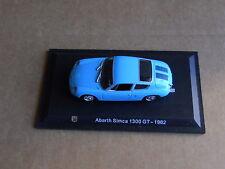 Leo Models CAR DIE CAST 1:43 NEW - ABARTH SIMCA 1300 GT 1962 [MV-6 ]