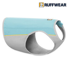 Ruffwear Jet Stream Cooling Vest for dogs & puppies Hot Weather Dog Blue Lagoon
