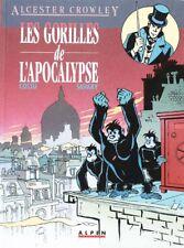BD occasion Gorilles de l'apocalypse (Les) Les gorilles de l'apocalypse ALPEN