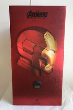 Ironman Mark XLV Quarter Scale Figure By Hot Toys