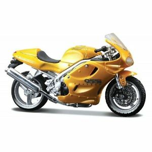 MAISTO 1:18 Triumph DAYTONA 955i MOTORCYCLE BIKE DIECAST MODEL TOY NEW IN BOX