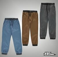 Boys No Fear Lightweight Ribbed Waistband Chinos Sizes Age from 7 to 13 Yrs