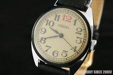 Vintage Russian USSR OLD stock 1970's wrist watch PAKETA Rocket Raketa 2609