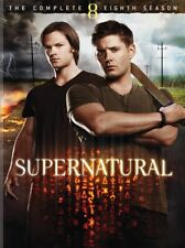 SUPERNATURAL TV SERIES COMPLETE EIGHTH SEASON 8 New Sealed DVD