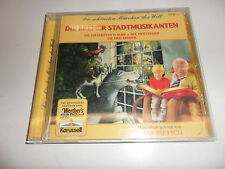 CD  Die Bremer Stadtmusikanten