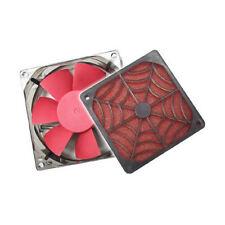 EverCool 120MM Spider Filter Fan Dust Free (Retail Pkg)