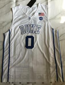 DUKE #0 Jayson Tatum Jersey