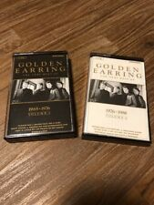 The Very Best of - Golden Earring - Vol 1 and 2 - Cassette MC Tape