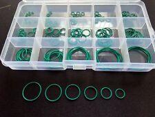 150pcs 1mm Wire Diameter Fluorine Plastic O-rings Seal FKM Temperature Resistant