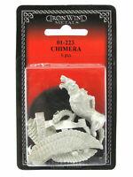 Chimera #01-223 Classic Ral Partha Fantasy RPG Metal Figure