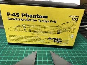 1/32 Cutting Edge f-4S Phantom Conversion (Rare)